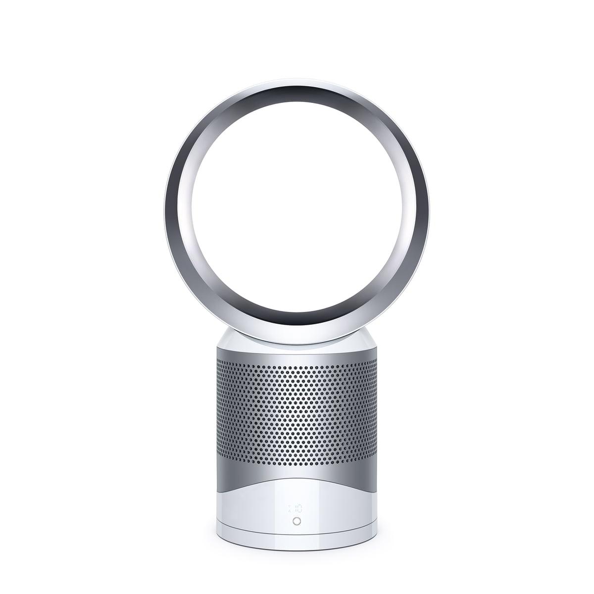 Dyson Deutschland Dyson - pure cool link Tisch-Luftreiniger mit Ventilatorfunktioin, weiß / silber | Baumarkt > Heizung und Klima | Weiß | Metall -  kunststoff | Dyson Deutschland