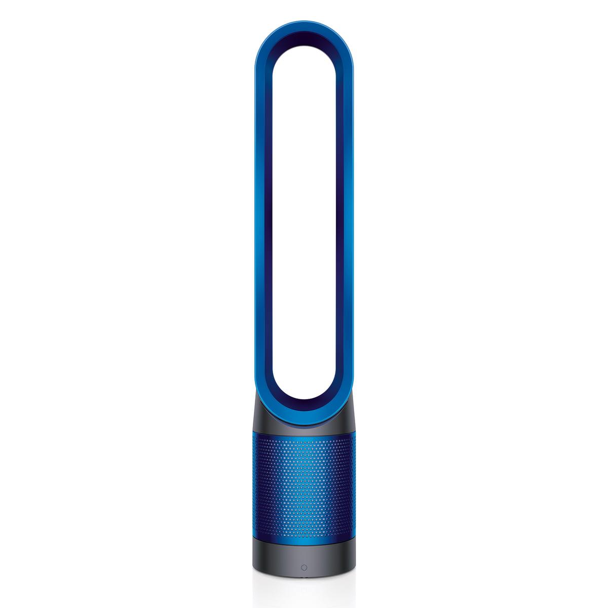 Dyson Deutschland Dyson - pure cool link Turm-Luftreiniger mit Ventilatorfunktion, anthrazit / blau | Baumarkt > Heizung und Klima | Blau | Metall -  kunststoff | Dyson Deutschland