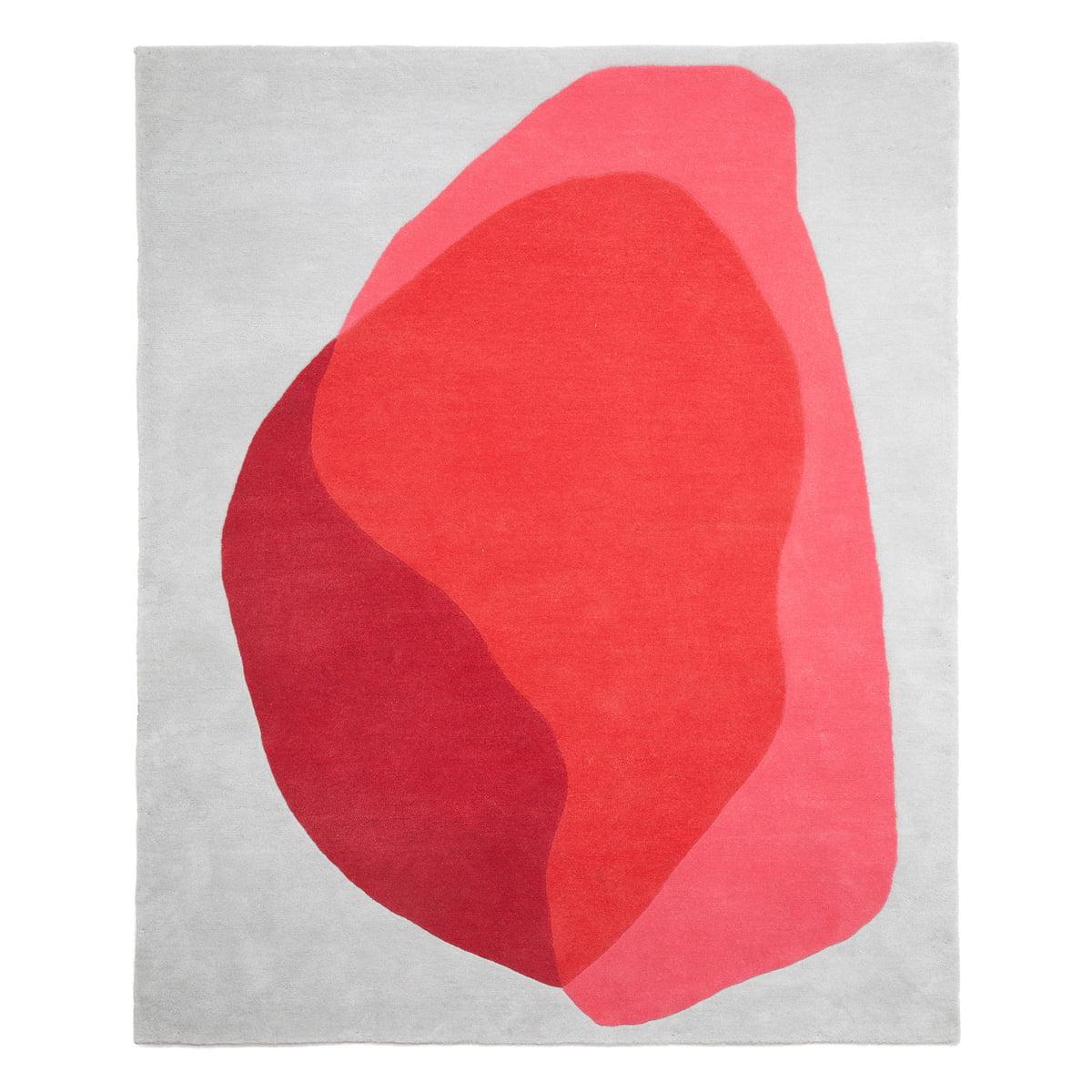 Harto jane teppich rot rosa frei
