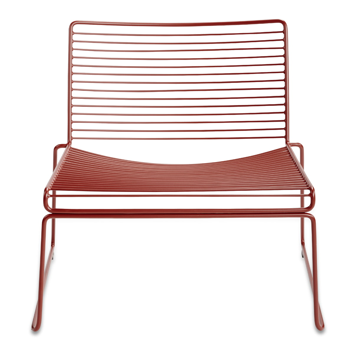 Hay hee lounge chair rost