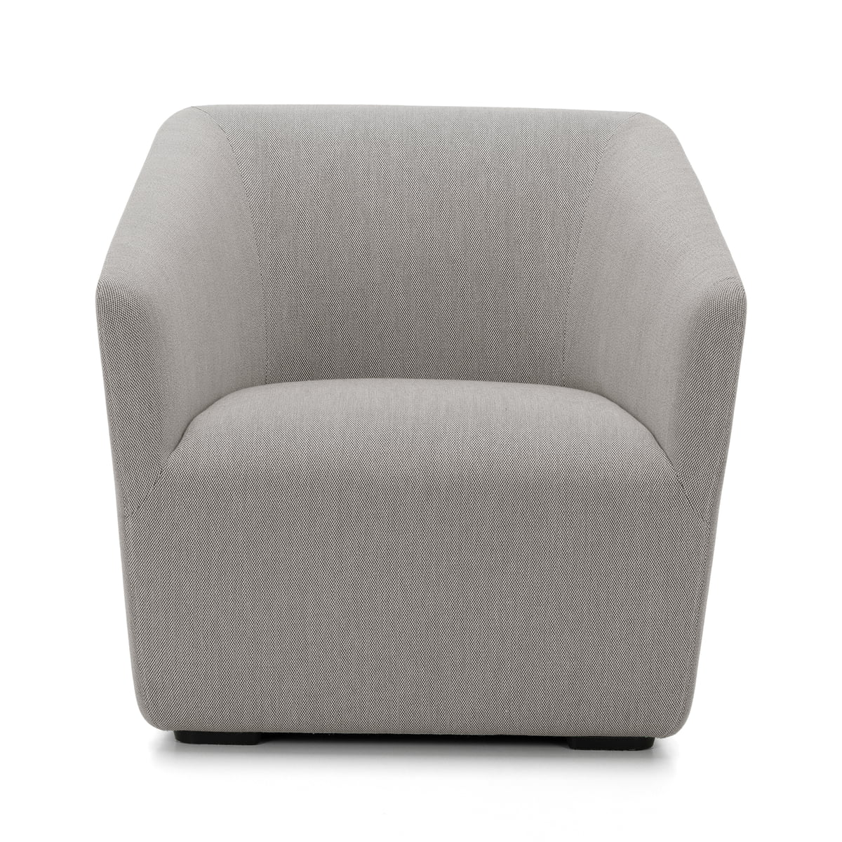 Vitra - Occasional Lounge Chair, hellgrau (stonegrey 13) | Wohnzimmer > Sessel | Stone (grau) | Vitra