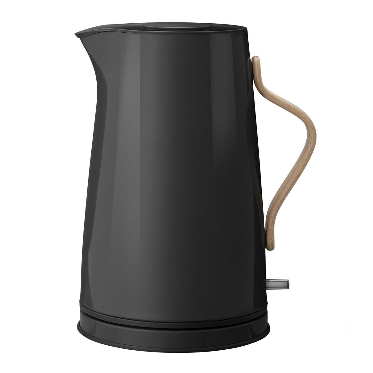 Stelton - Emma Wasserkocher 1,2 l, schwarz   Küche und Esszimmer > Küchengeräte > Wasserkocher   Schwarz   Stelton