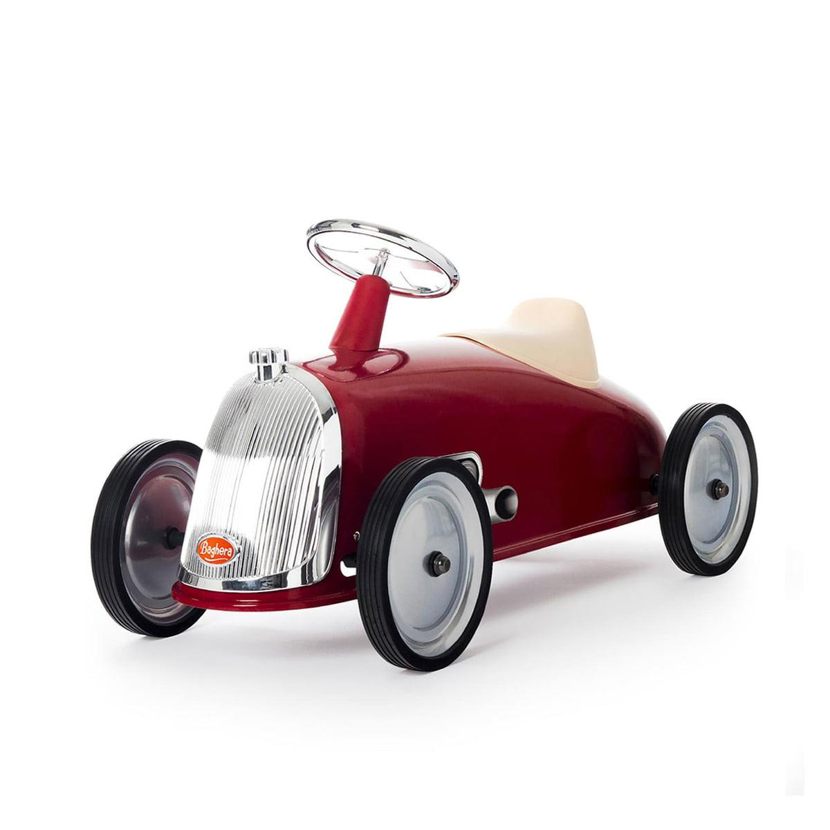 Baghera - Rider Rutschfahrzeug, rot   Kinderzimmer > Spielzeuge > Kinderfahrräder   Rot   Metall -  gummi   Baghera