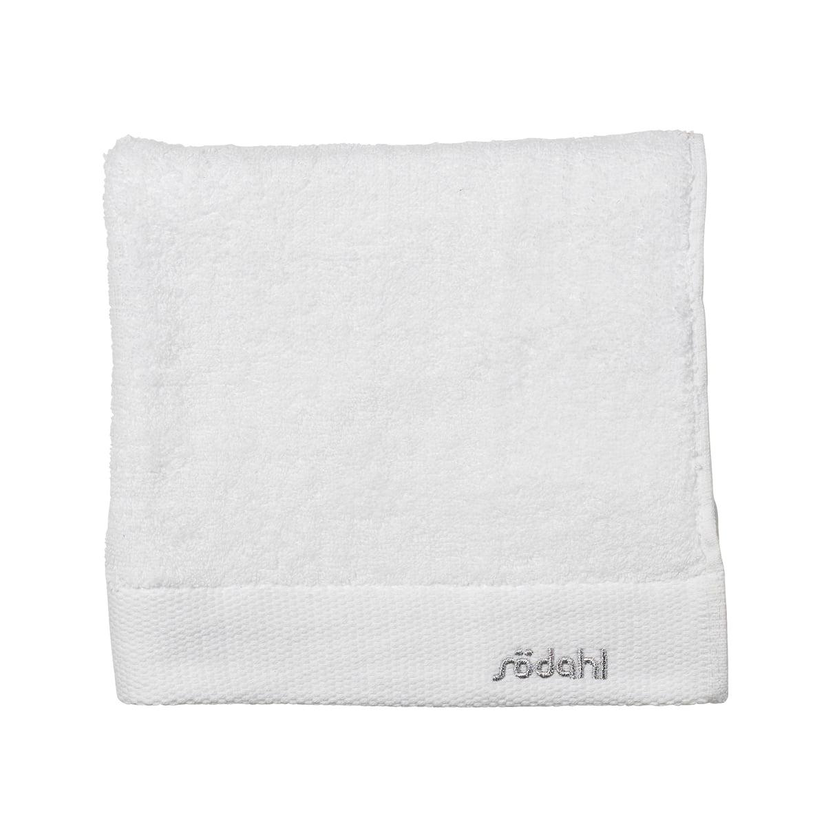 Södahl - Comfort Gästetuch 40 x 60 cm, weiß | Bad > Handtücher > Gästehandtücher | Weiß | Södahl