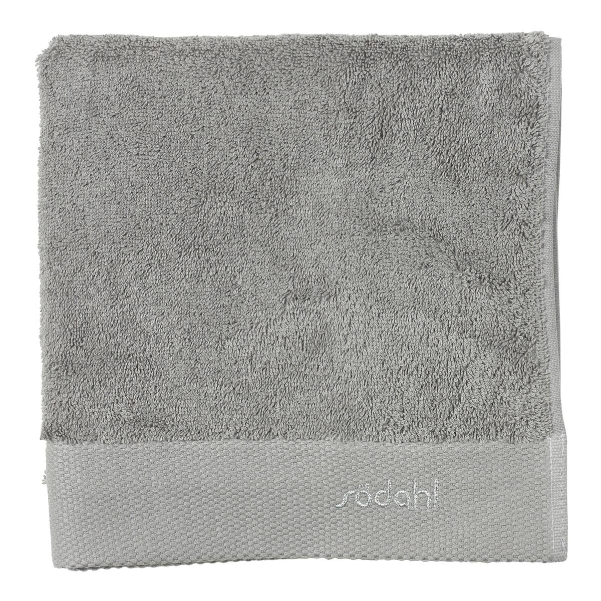 Södahl - Comfort Badetuch 70 x 140 cm, grau | Bad > Handtücher > Badetücher | Grau | Södahl