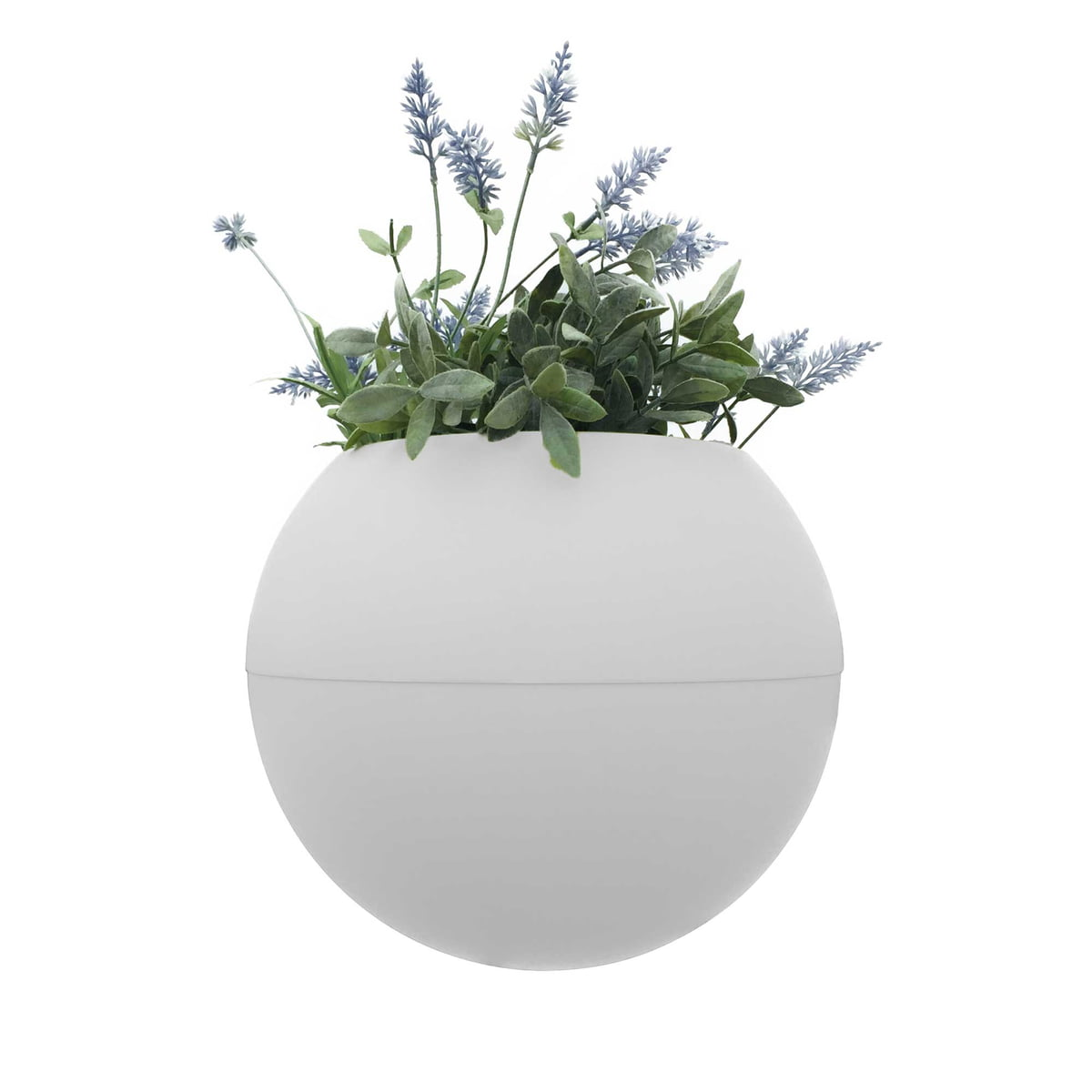 Rephorm ballcony bloomball pflanztopf weiss frei