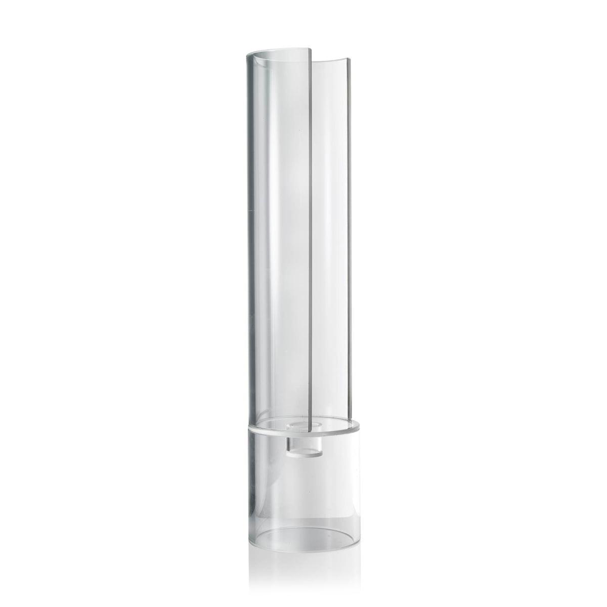 Auerberg - Windlicht Gerhard | Dekoration > Kerzen und Kerzenständer > Windlichter | Transparent -  durchsichtig | Borosilikat-glas | Auerberg