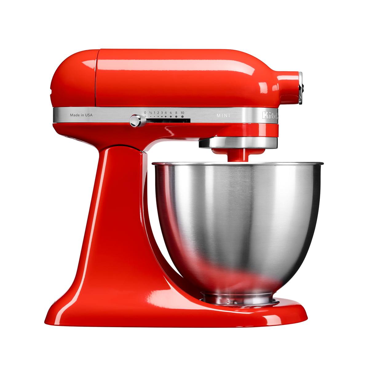 Kitchen Aid KitchenAid - Mini Küchenmaschine 3,3 l, hot Sauce | Küche und Esszimmer > Küchen | Kitchen Aid