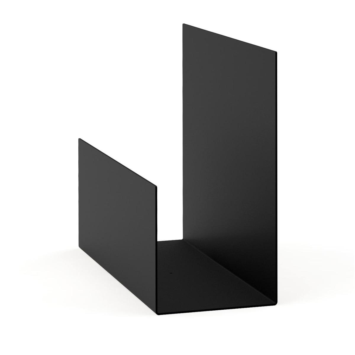 Konstantin Slawinski - El Regalsystem, schwarz | Wohnzimmer > Regale > Regalsysteme | Schwarz | Stahlblech -  pulverbeschichtet | Konstantin Slawinski