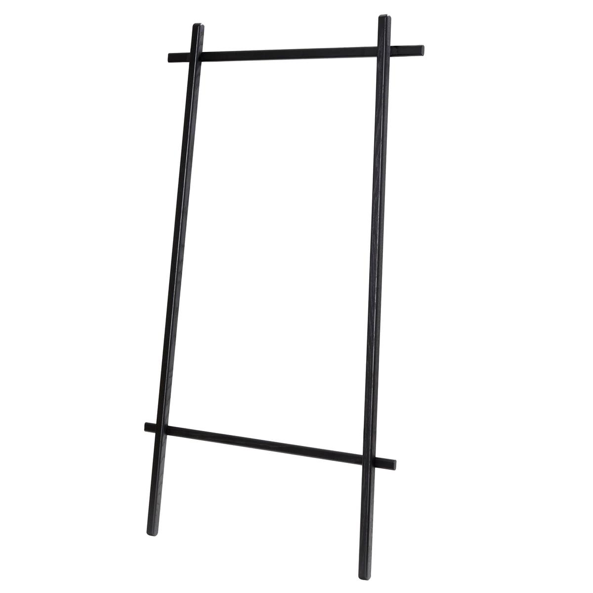 Andersen Furniture - Kleiderständer, schwarz | Flur & Diele > Garderoben > Garderobenständer | Schwarz | Andersen Furniture
