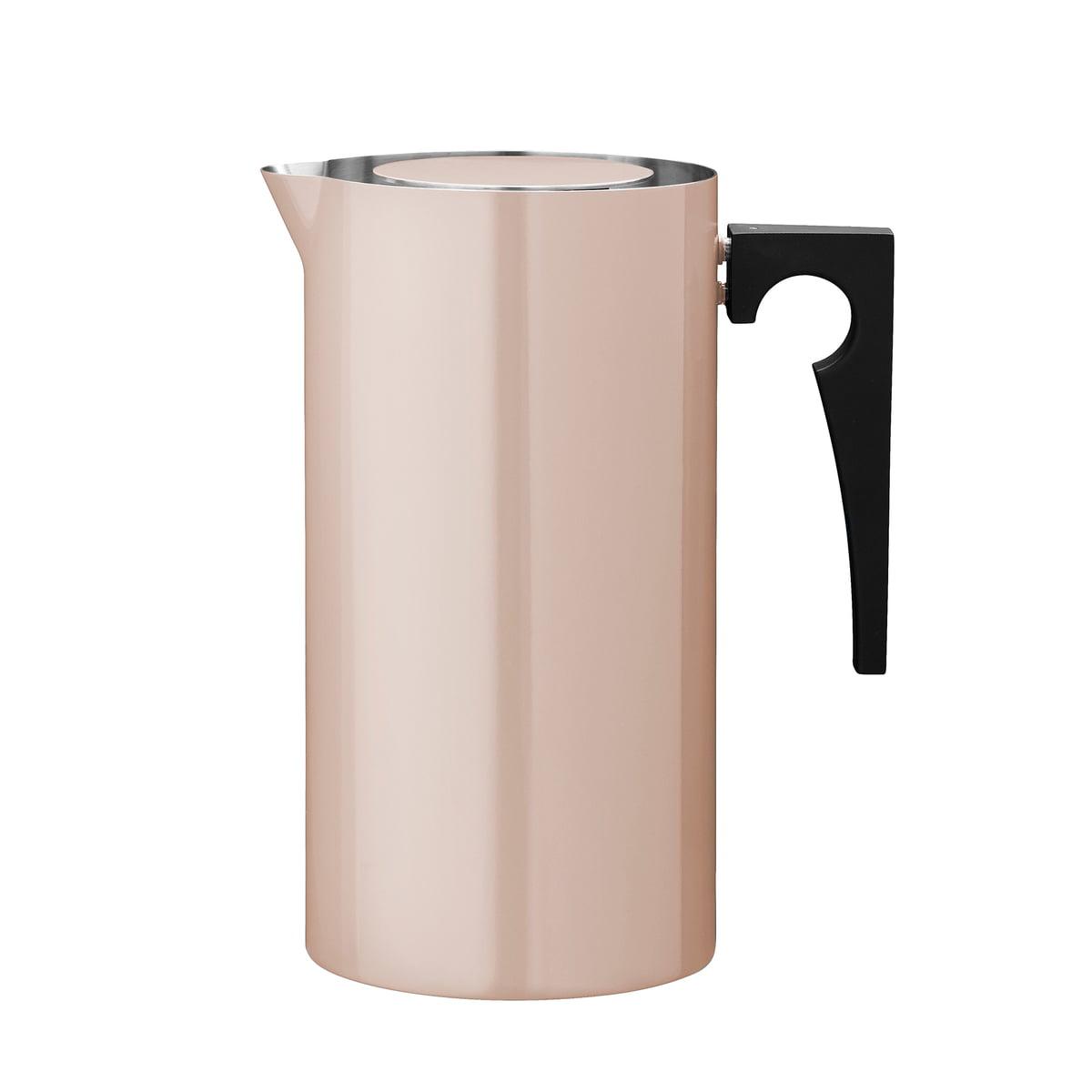 Stelton - Cylinda-Line Kaffeezubereiter 1 L, powder (50th anniversary edition) | Küche und Esszimmer > Kaffee und Tee > Teekocher | Puder | Stelton