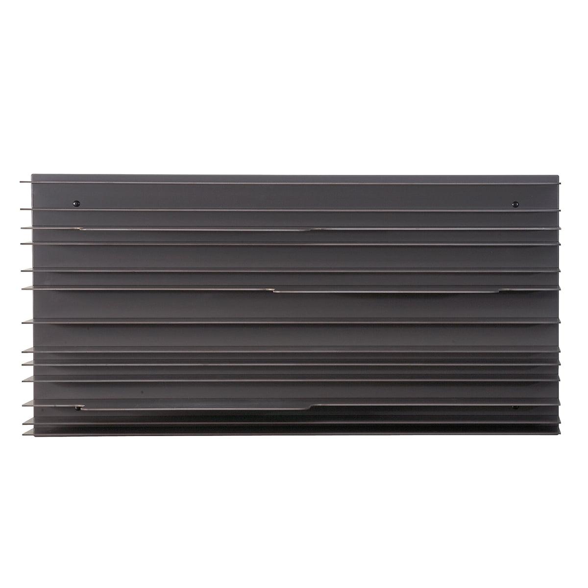 spectrum - Paperback Regalsystem (anthrazit), 120 x 60 cm | Wohnzimmer > Regale > Regalsysteme | Spectrum