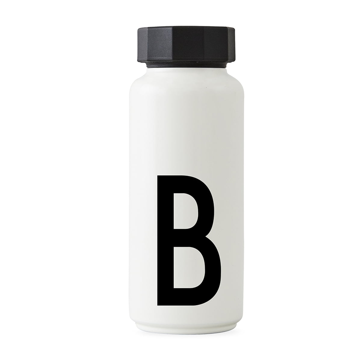 Design Letters - AJ Thermosflasche B, weiß | Küche und Esszimmer > Besteck und Geschirr > Kannen und Wasserkessel | Weiß | Design Letters