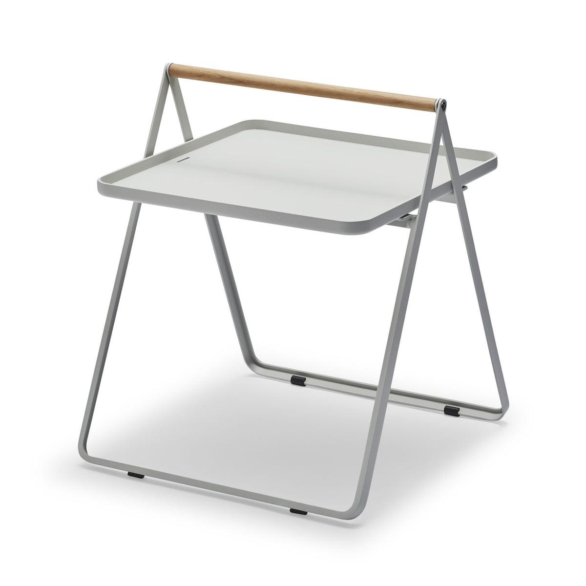 Skagerak by your side tray table hellgrau