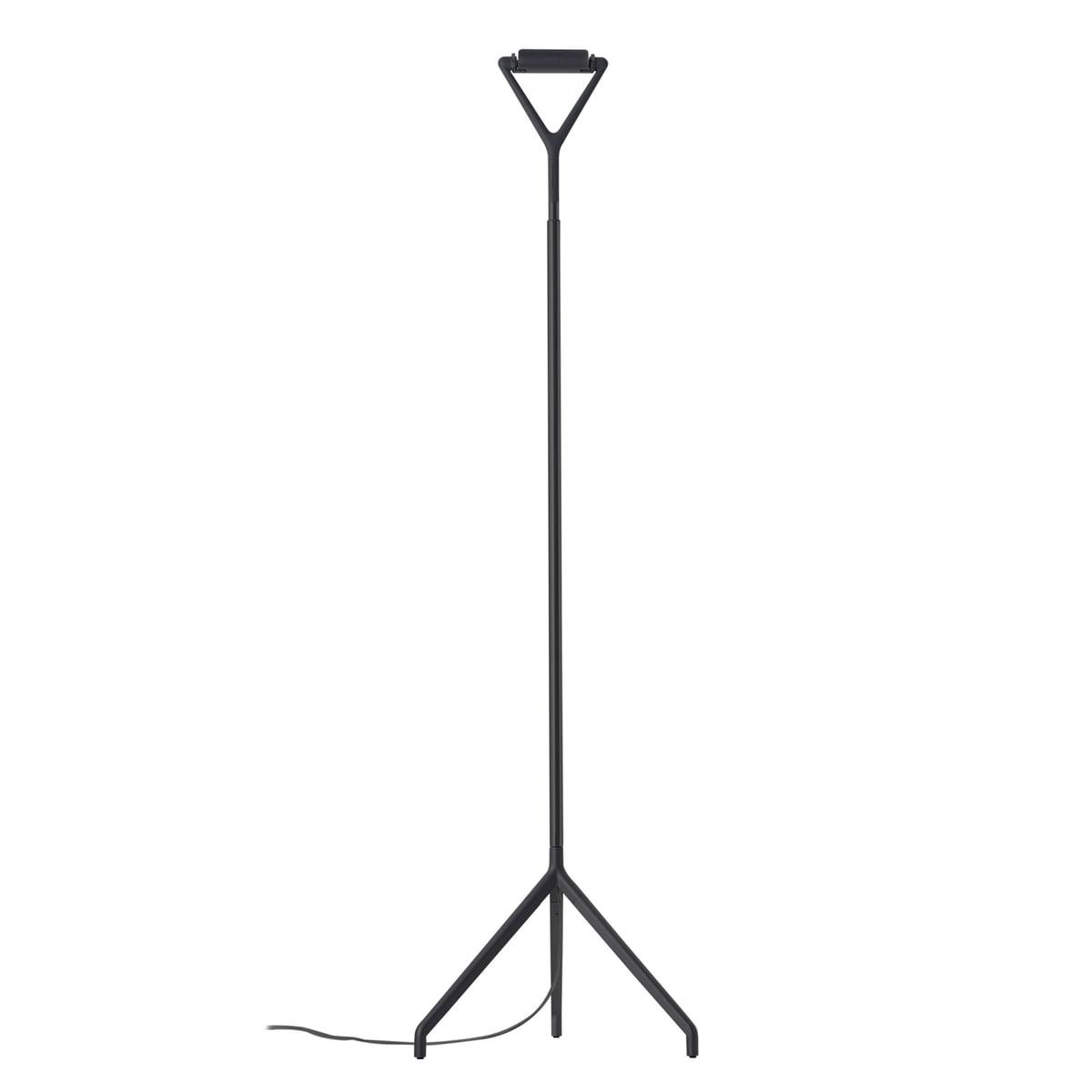 Luceplan - Lola Stehleuchte D15 ND, schwarz | Lampen > Stehlampen > Standleuchten | Schwarz | Luceplan