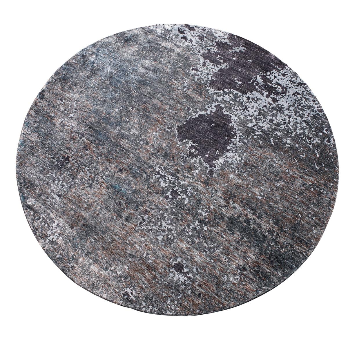Massimo moon night teppich durchmesser 200 cm frei