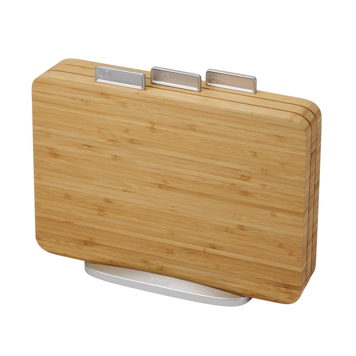 Joseph Joseph - Index Bamboo Schneidebretter (3er-Set) | Küche und Esszimmer > Kochen und Backen | Bambus natur | Bambusholz -  tpr -  pp | Joseph Joseph