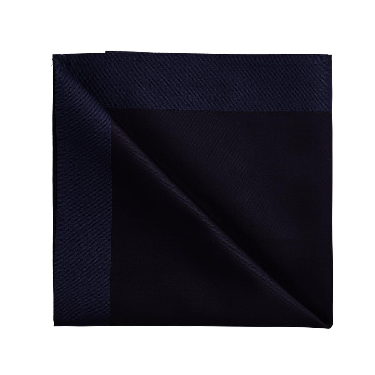 Georg Jensen Damask - Damask Stoffservietten, 50 x 50 cm / blue abyss | Heimtextilien > Tischdecken und Co > Servietten | Dunkelblau | Georg Jensen Damask