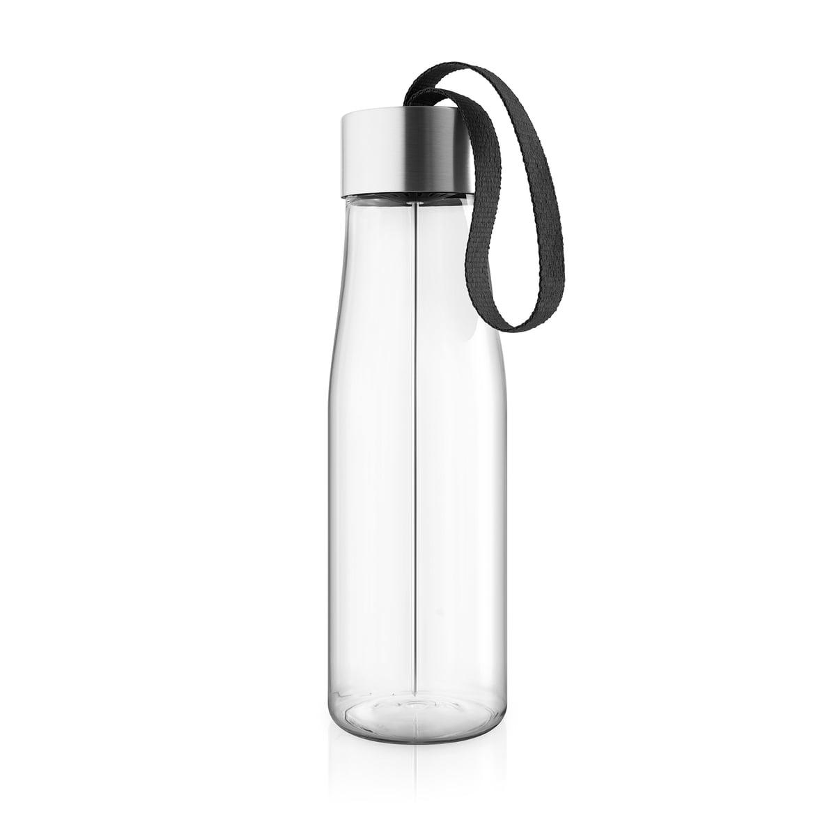 Eva Solo - MyFlavour Trinkflasche 0,75 l, schwarz | Küche und Esszimmer > Besteck und Geschirr > Kannen und Wasserkessel | Schwarz | Eva Solo