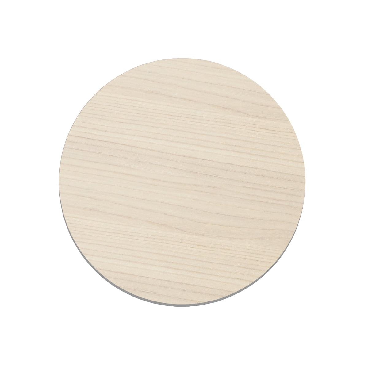 Linddna cut serve schneidebrett circle s dm 24 cm esche frei