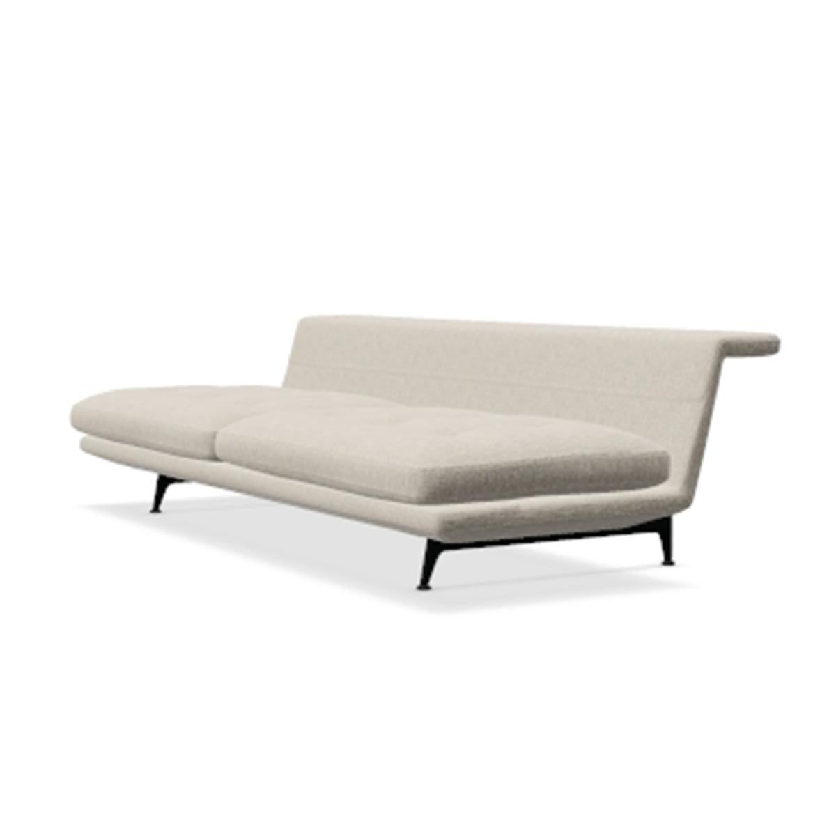 Sofa 3 Sitzer Vitra Grand Sof Sitzer Beidseitig Bndig