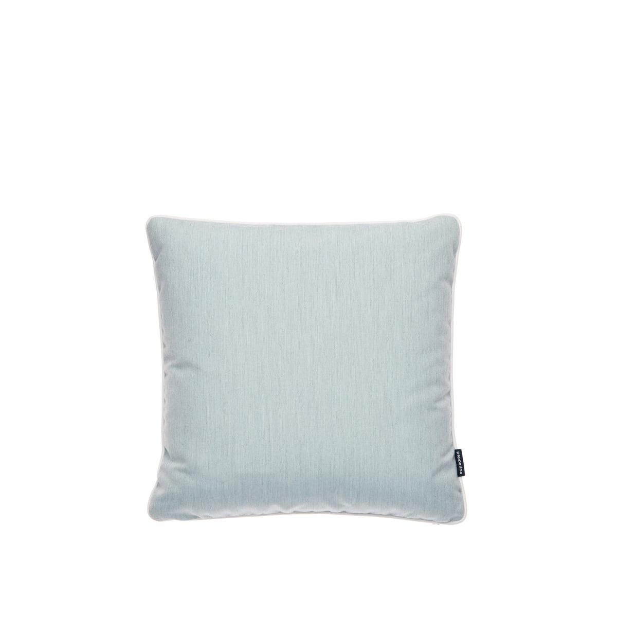 Pappelina - Sunny Outdoorkissen, 44 x 44 cm, pale turquoise | Garten > Gartenmöbel > Outdoor-Sitzsäcke | Pastelltürkis | Pappelina