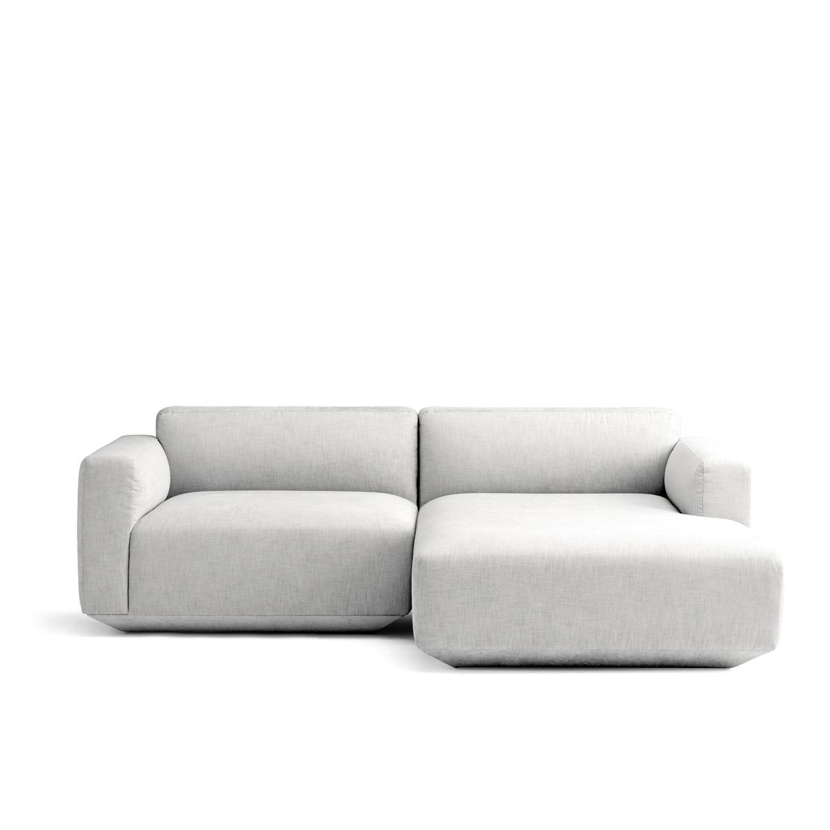 Andtradition develius eck sofa konfiguration b kvadrat maple 112