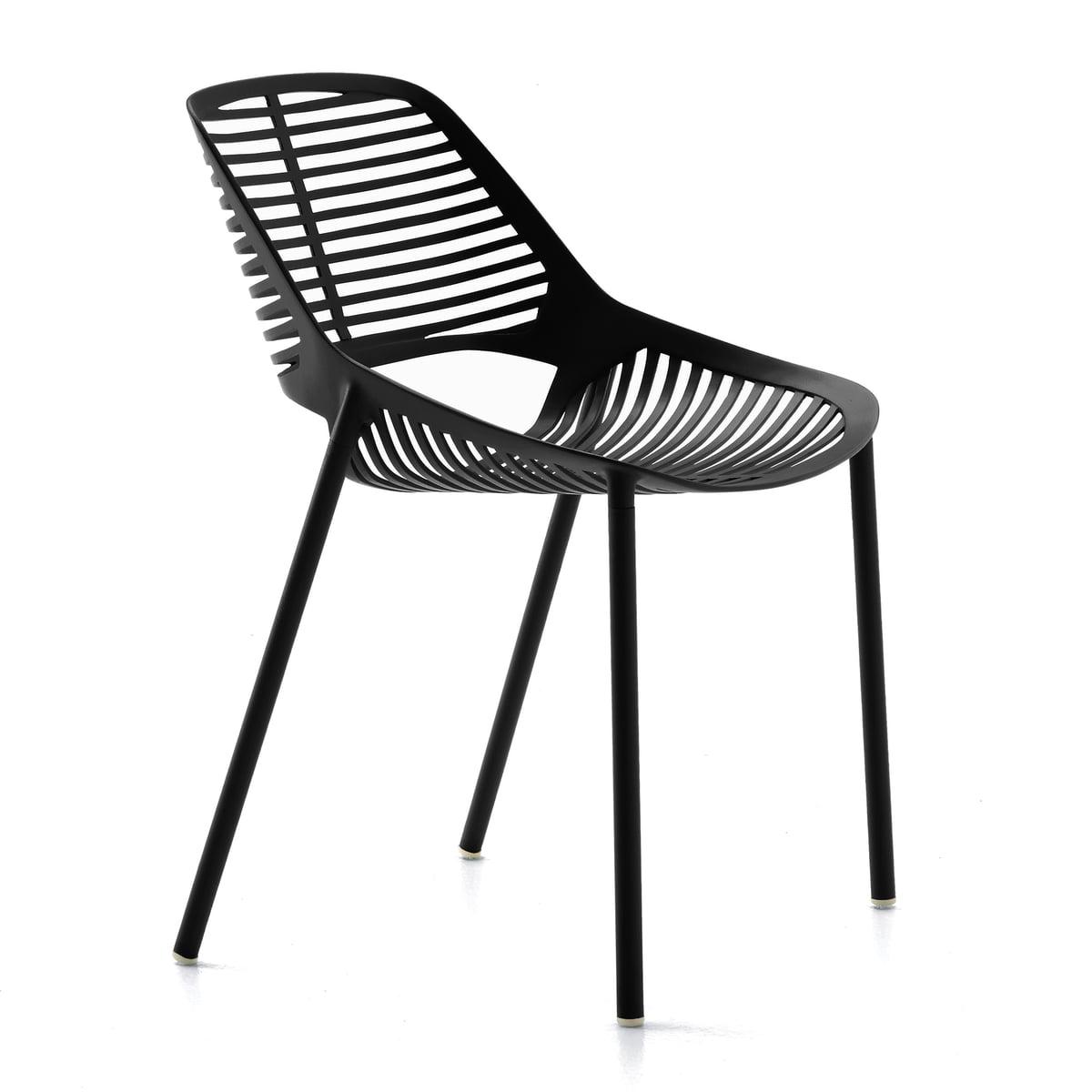 Fast niwa stuhl schwarz