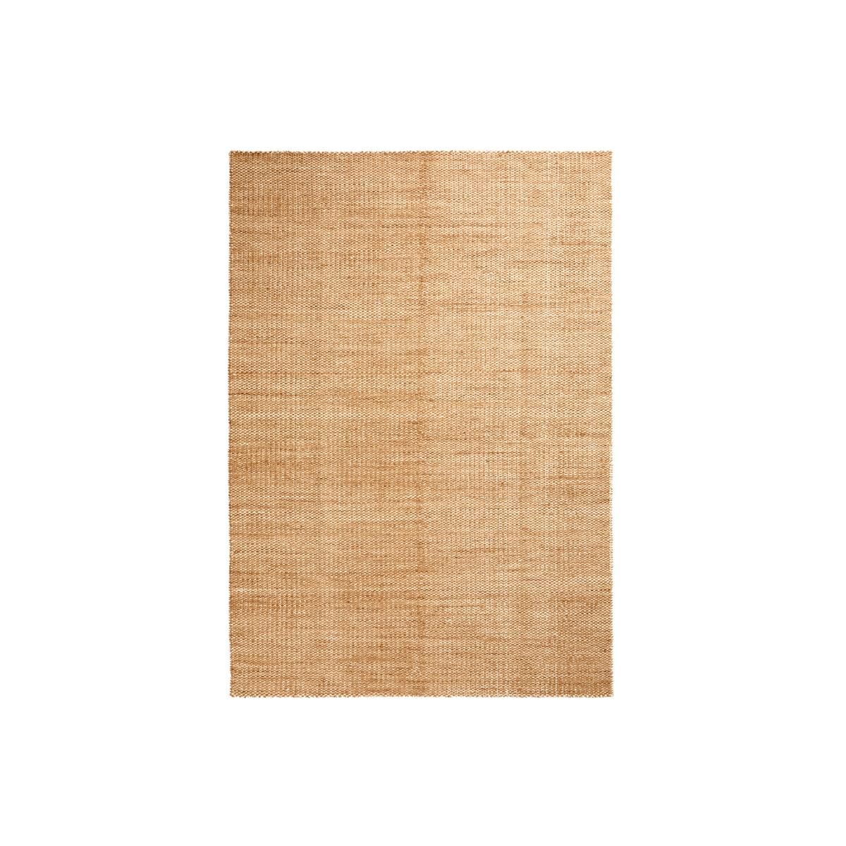 Hay moire kelim teppich 140 x 200 cm gelb