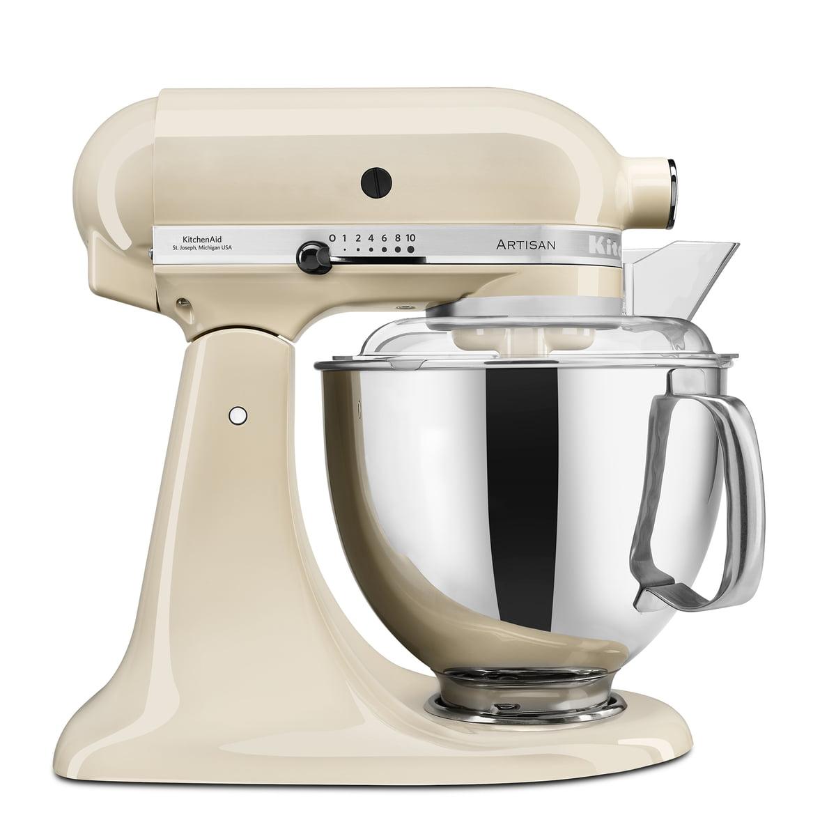 KitchenAid - Artisan Küchenmaschine 4.8 l, créme | Küche und Esszimmer > Küchengeräte > Rührgeräte und Mixer | Kitchen Aid