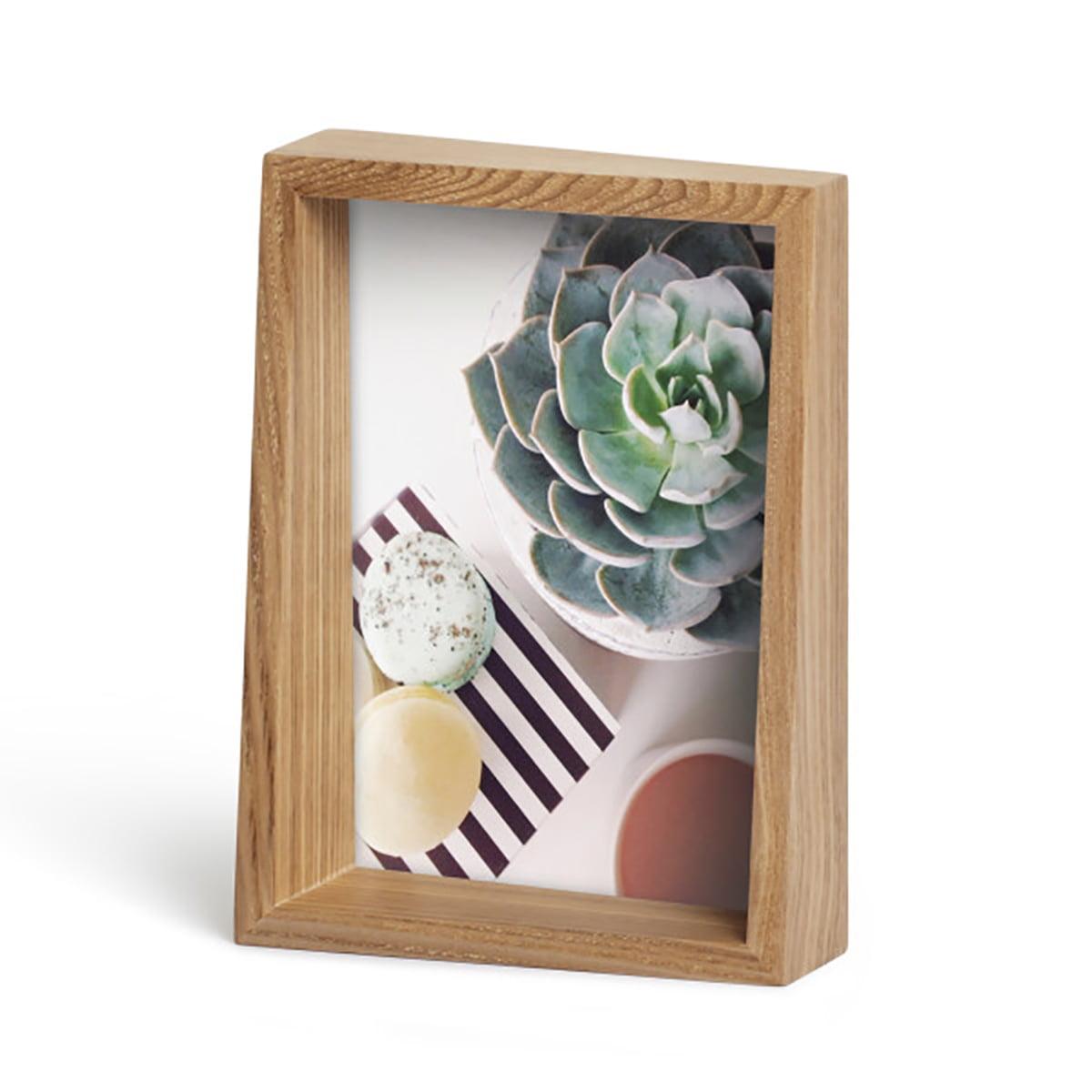 Umbra - Edge Bilderrahmen 13 x 18 cm, Esche   Dekoration > Bilder und Rahmen > Rahmen   Esche natur   Umbra