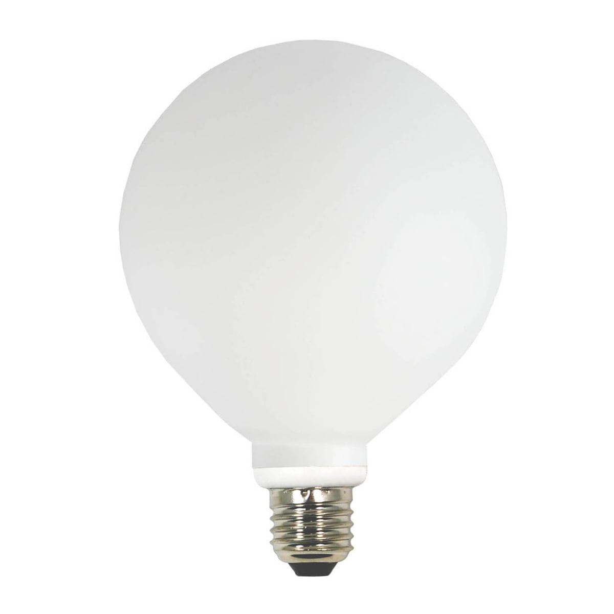 ferm Living - Opal LED-Leuchtmittel 4 W, Ø 125 mm | Lampen > Leuchtmittel > Led | Opalweiß | ferm living