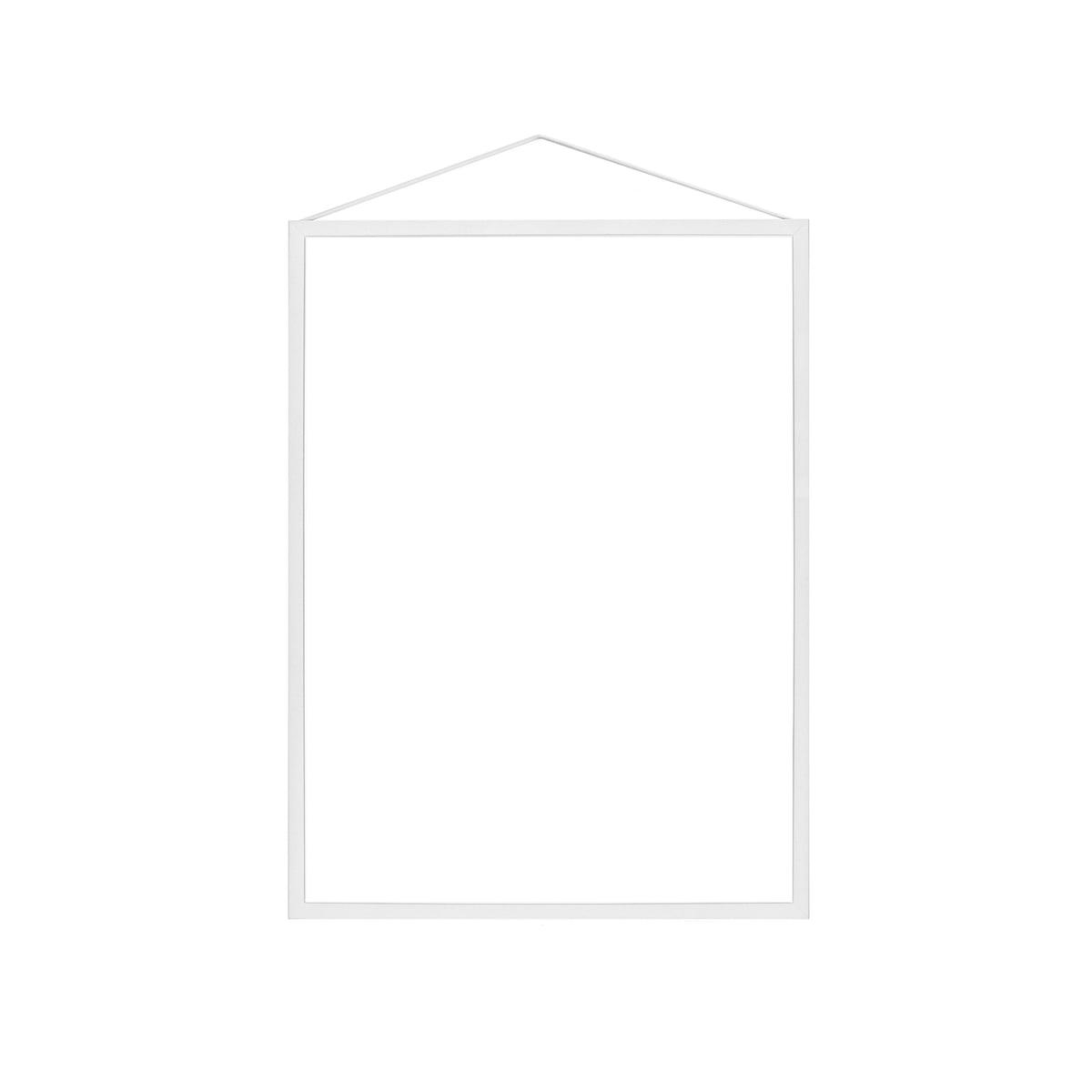Moebe - Frame Bilderrahmen A3, weiß   Dekoration > Bilder und Rahmen > Rahmen   Weiß   Moebe