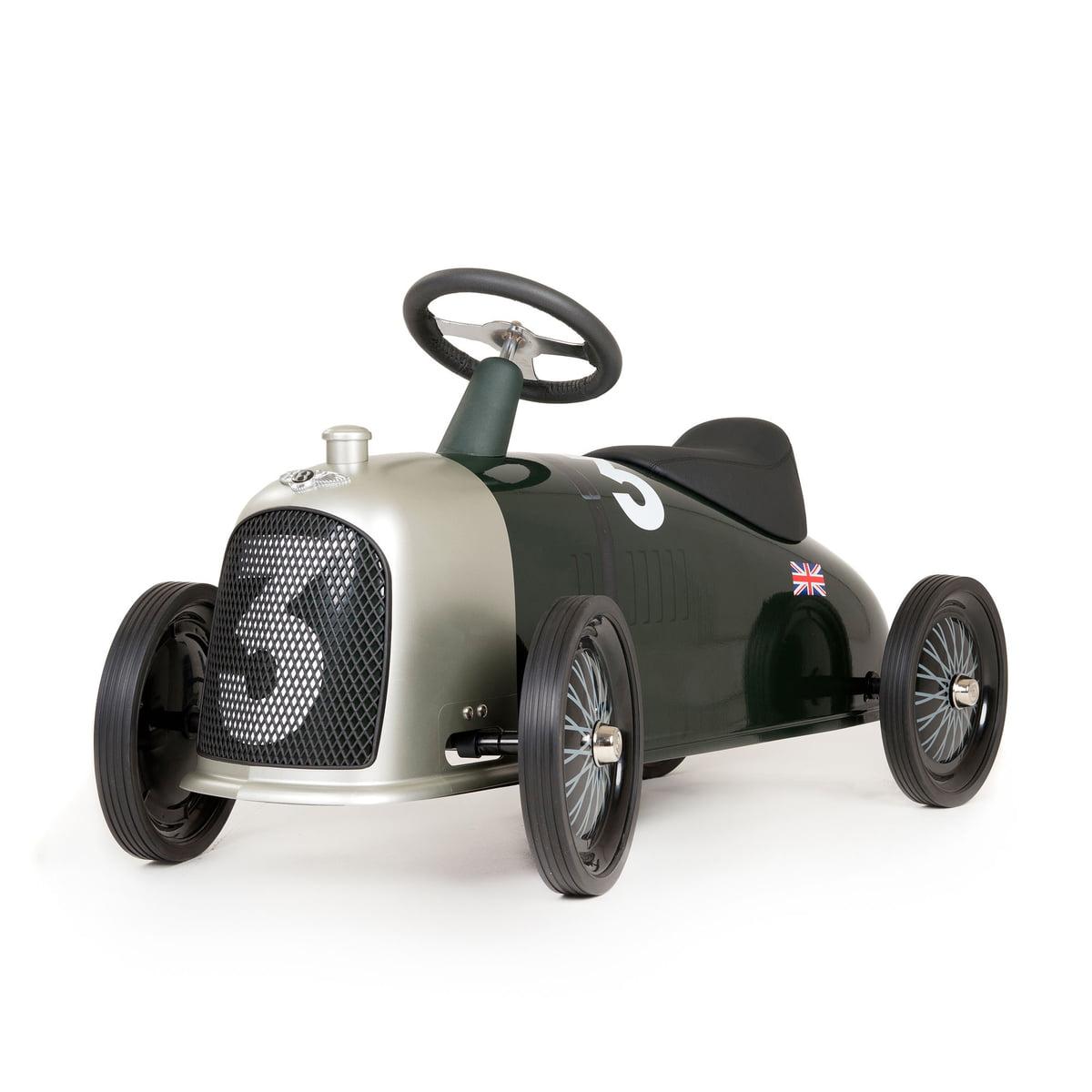 Baghera - Rider Rutschfahrzeug Bentley, schwarz   Kinderzimmer > Spielzeuge > Kinderfahrräder   Schwarz   Metall -  gummi   Baghera