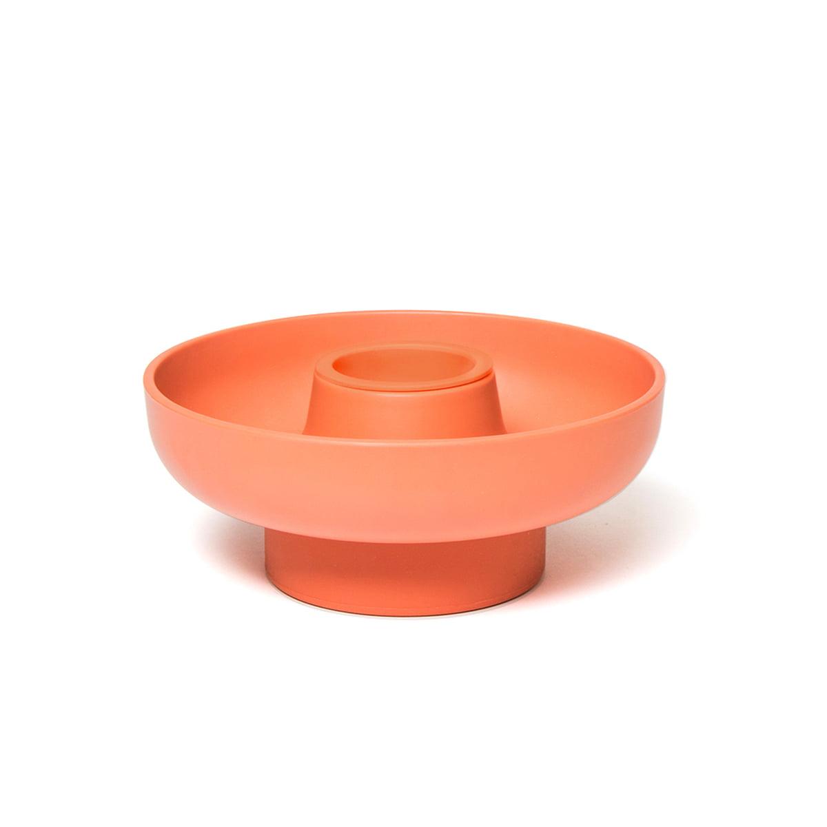 Ommo - Hoop Servierschale 3-teilig, paprika | Küche und Esszimmer > Besteck und Geschirr > Geschirr | Paprika | Melamin -  silicone -  bpa frei | Ommo