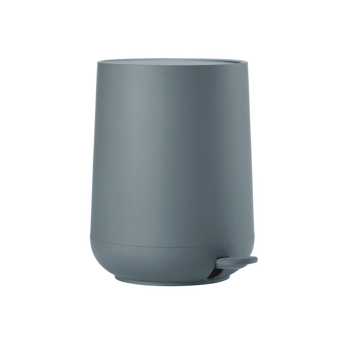 Zone Denmark - Nova Treteimer 3 L, grau | Bad > Bad-Accessoires > Kosmetikeimer | Grau | Abs/ soft-touch | Zone
