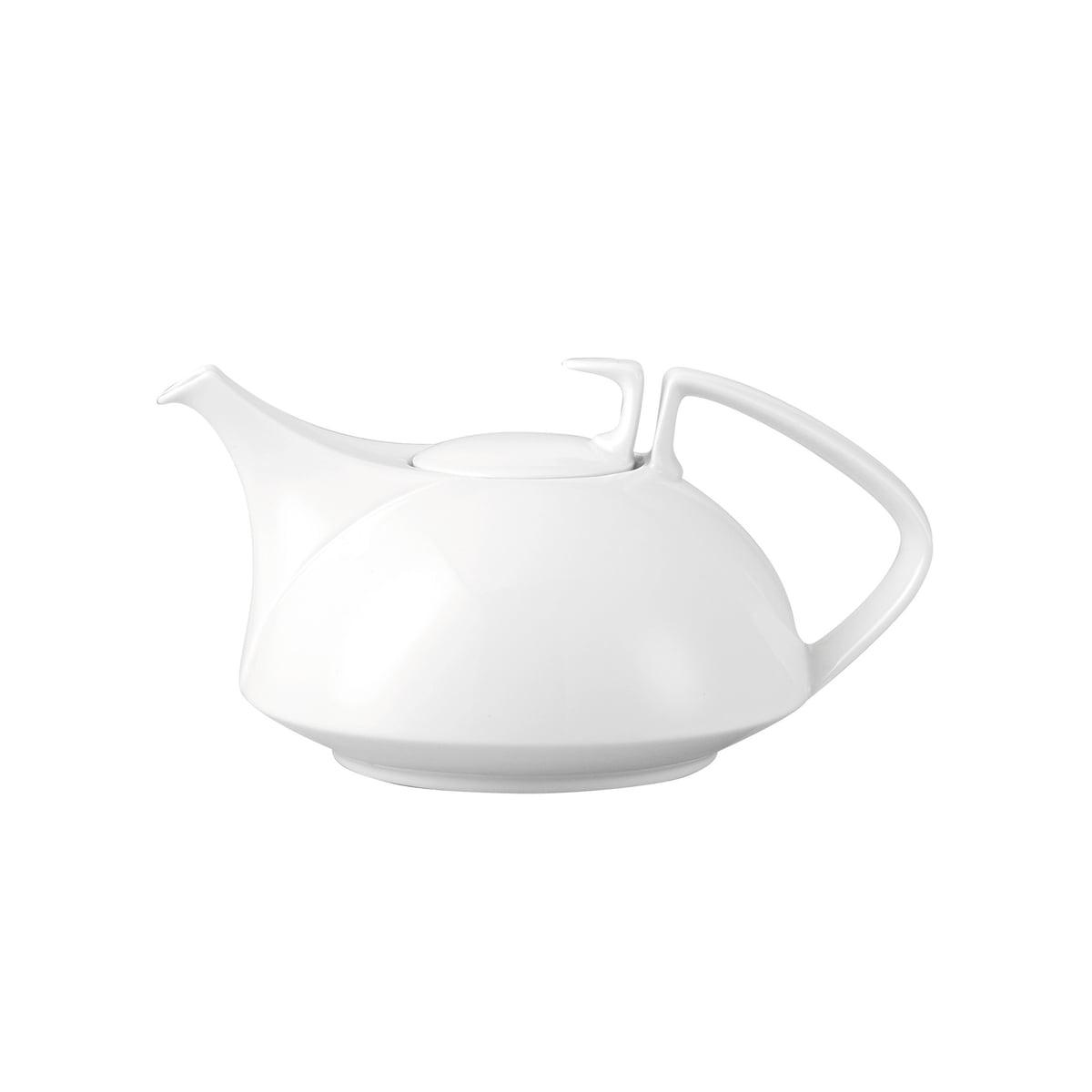 Rosenthal tac teekanne klein weiss
