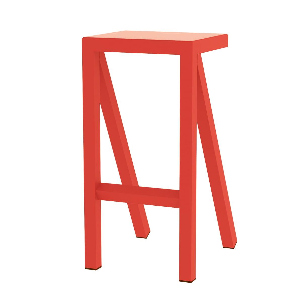Magis - Bureaurama Küchen-Hocker H 62 cm, orange | Küche und Esszimmer > Stühle und Hocker > Küchenhocker | Orange | Magis