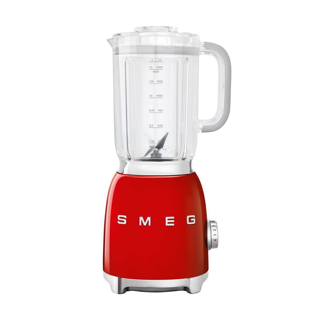 Smeg - Standmixer 1,5 l (BLF01), rot | Küche und Esszimmer > Küchengeräte | Rot | Smeg