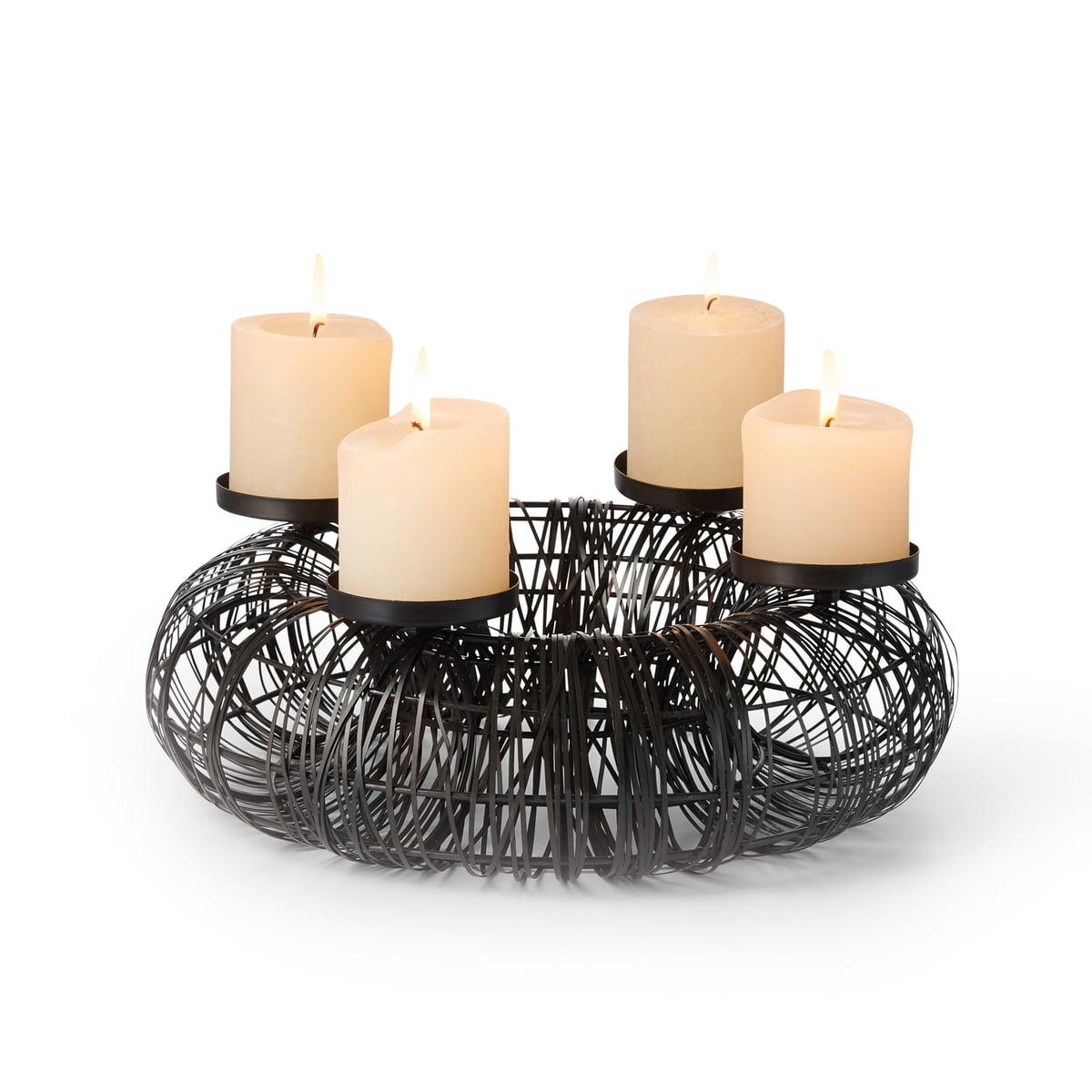 weihnachten adventskranz und weinachtsleuchter online. Black Bedroom Furniture Sets. Home Design Ideas