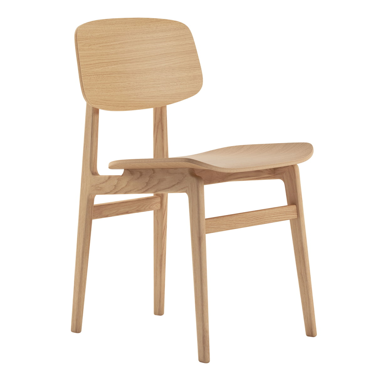 Norr11 Ny11 Dining Chair Eiche Natur