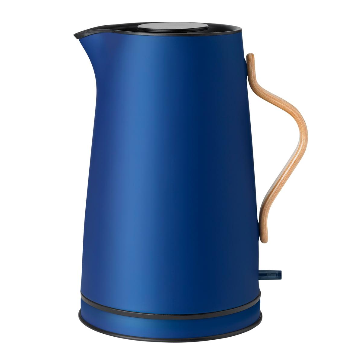 Stelton - Emma Wasserkocher 1,2 L, dunkelblau | Küche und Esszimmer > Küchengeräte > Wasserkocher | Stelton