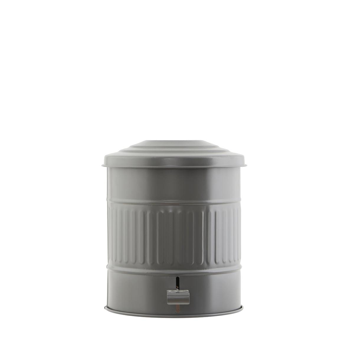 House Doctor - Mülleimer matt 15 l, armygrün | Küche und Esszimmer > Küchen-Zubehör > Mülleimer | House Doctor