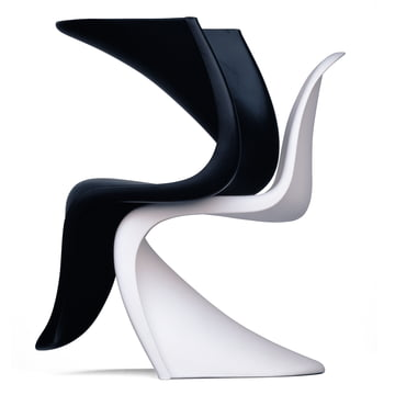 panton chair von vitra im wohndesign shop. Black Bedroom Furniture Sets. Home Design Ideas