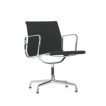aluminium group ea 108 b rostuhl von vitra. Black Bedroom Furniture Sets. Home Design Ideas