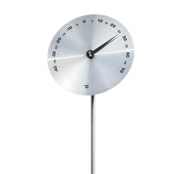 Gartenthermometer Disc Classic