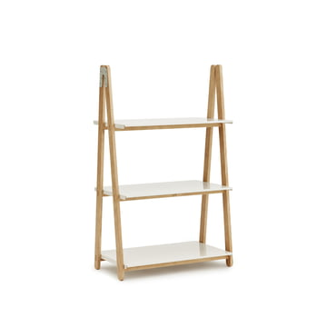 Normann Copenhagen - One Step Up Regal (niedrig), weiß