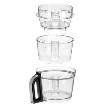 KitchenAid - Artisan Food Processor, 4,0 L - Schüsseln