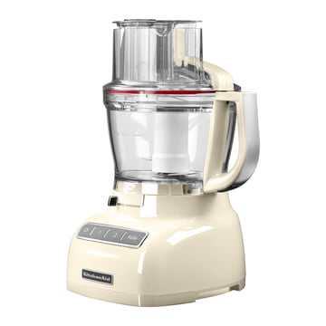 KitchenAid - Food Processor, 3,1 L, creme