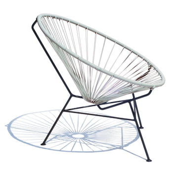 OK Design - The Condesa Chair, hellblau